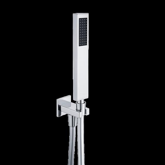 Kit de douche avec prise d'eau composé